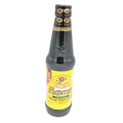 Light Soy Sauce / 天然头抽 - Pack of 2 (Rose Brand) - Penang