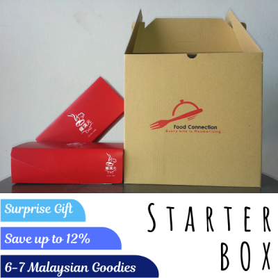 3-Month Subscription - Starter Box