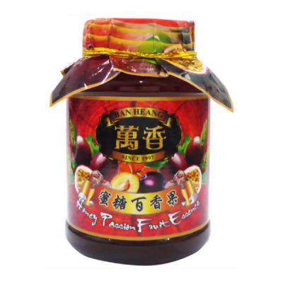 Honey Passion Fruit Essence / 蜜糖百香果 (Ban Heang) - Penang