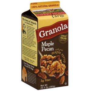 Maple Pecan Granola (Sweet Home Farm) - KL