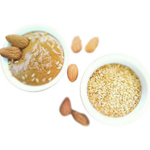 Almond Flaxseed Butter / 杏仁亚麻子奶油 (Ash & Quin) - KL