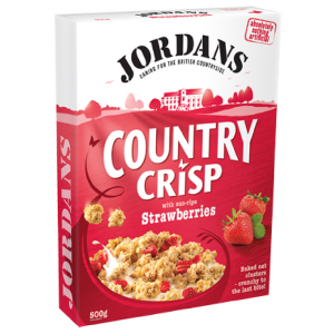 Country Crisp Strawberries (Jordans) - KL