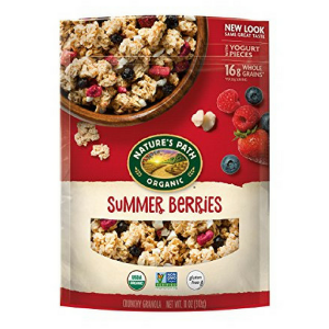 Summer Berries Granola (Nature's Path) - KL