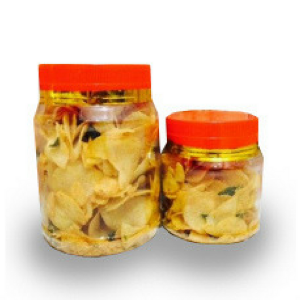Homemade Salted Egg Yolk Potato Chips / 蛋黄薯片 - 180g (Greenie Mummy) - KL