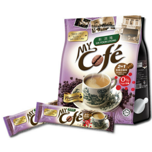 My Cofe 2 in 1 Ipoh White Coffee / 2合1怡保白咖啡 (Sin Yoon Loong) - Ipoh