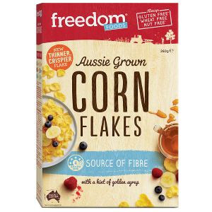 Corn Flakes (Freedom Foods) - KL