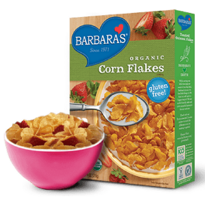 Corn Flakes Cereal (Barbara's) - KL