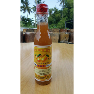 Sour Plum Sauce / 酸梅酱 (Dua Tanglong) - Pack of 2 - Penang