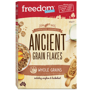 Ancient Grain Flakes (Freedom Foods) - KL