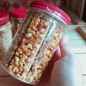 Handcrafted Peanut Candy 手工花生糖 (Nicole's) - KL