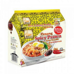 Hokkien Prawn Mee / 福建虾面  - Pack of 2 - Halal Certified (My Kuali) - Penang