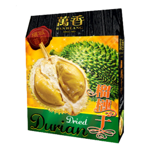 Freeze Dried Durian / 榴莲干 (Ban Heang) - Penang