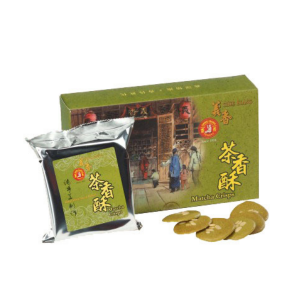 Matcha Crisps 茶香酥 - Pack of 2 (Ghee Hiang) - Penang