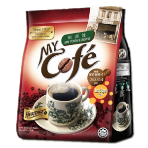 My Cofe Less Sugar Long Black-O (Sin Yoon Loong) - Ipoh