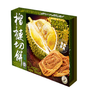 Durian Layer Biscuit / 榴莲切酥 - Pack of 2 (Ban Heang) - Penang